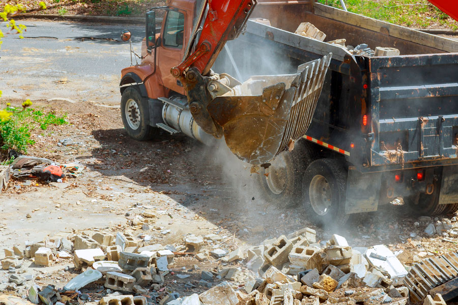 gestion residuos obra - Segurlan